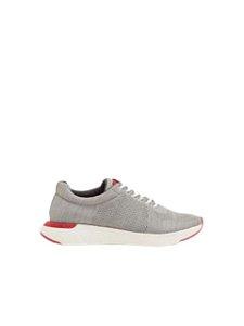 Calvin Klein Jeans Tênis Runner Liso Mescla TE927