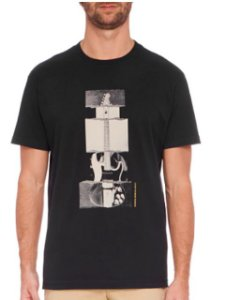 Osklen Camiseta Vintage Guitar 61864