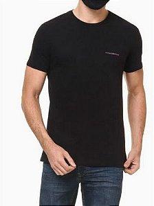 Calvin Klein Camiseta With Love Preto BC508