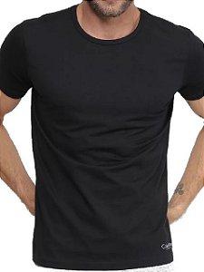 Calvin Klein Jeans Camiseta Basic Preto U9000S