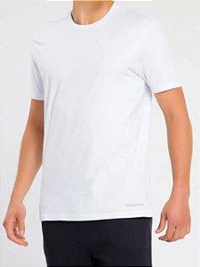 Calvin Klein Jeans Camiseta Basic Branco U9000S