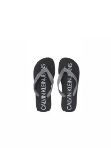 Calvin Klein Jeans Chinelo Basic Black CH339