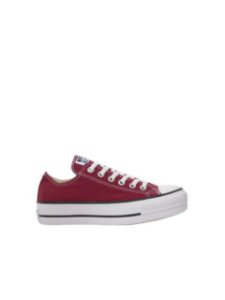 Converse All Star Tênis Chuck Taylor Flatform Bordo CT09630010