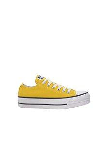 Converse All Star Tênis Chuck Taylor Flatform Amarelo CT09630014