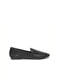 Schutz Loafer Emblem Black S2071001540003