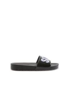 Schutz Slide Lovers Black S2031200080001