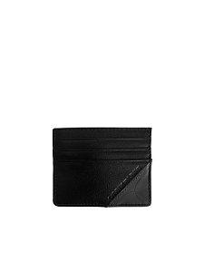 Calvin Klein Jeans Porta Cartão Floater Liso Preto CA450