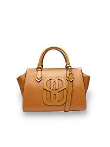 Schutz Bag Emblem Caramelo S5001142460006