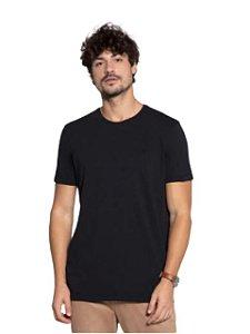 Docthos Camiseta Basic Slim Preto 623119082