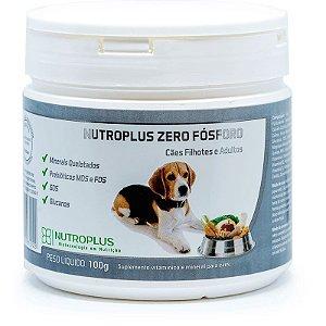 Nutroplus | Zero Fósforo