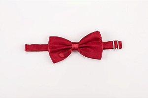 Gravata Borboleta Vermelha NB3001A