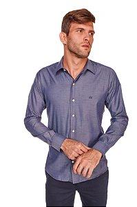 Camisa Slim Maquineta M/L 624-20