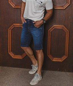 Bermuda Masculina Jeans 4556