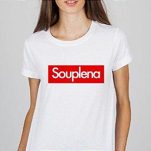 Camiseta Feminina Souplena