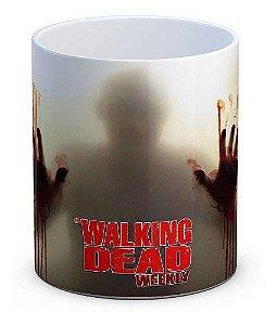 Caneca Porcelana The Walking Dead
