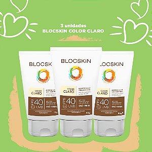 Kit: BLOCSKiN COLOR CLARO