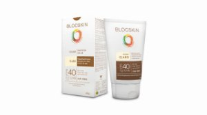 BLOCSKiN FPS 40 COLOR CLARO - 60g