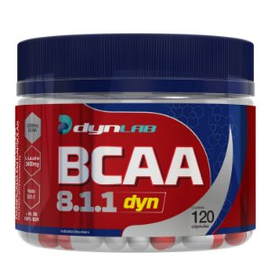 BCAA DYN 120 CÁPSULAS