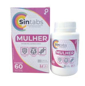 CENTRIX SINTABS MULHER - 60 COMPRIMIDOS