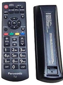 Controle Remoto Tv Lcd / Led Panasonic Viera