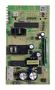 Placa Painel Forno Microondas Panasonic NN-ST25LW NN-ST27LW