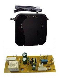 Conjunto Placa da Fonte + Display Fritadeira Airfryer Philips Walita RI9240 Bivolt