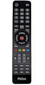 Controle Remoto Smart TV Philco PH55X57DAG 3D LED