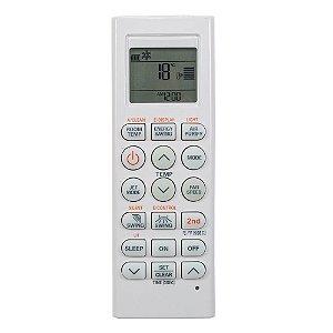 Controle Remoto Ar Condicionado LG AKB74375404