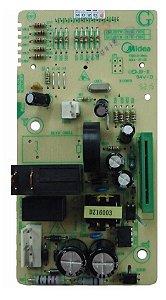 Placa Painel Forno Microondas Panasonic NN-ST35, NN-ST65, NN-ST66, NN-ST67, NN-ST354, NN-ST364, NN-ST375, NN-ST654, NN-ST674