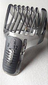 Pente Philips Walita Aparador Ajustatavel  de Corte 32MM 3-12 QG3371/QG3380