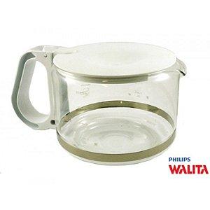 Jarra com tampa Cafeteira Philips Walita RI7444 (Branca)