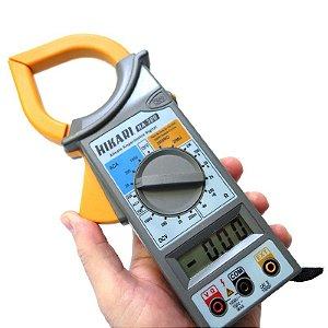 Alicate Amperímetro Digital Hikari HA-300