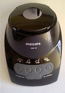 Corpo Liquidificador Philips/Walita RI2035 (Preto)