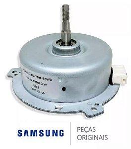 Motor Ventilador De Secagem Lava E Seca Samsung Dc31-00032d