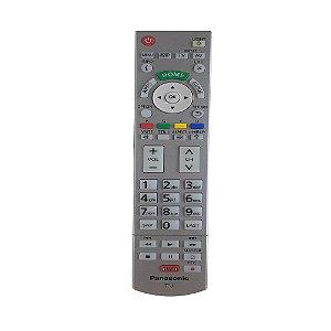 CONTROLE REMOTO TV PANASONIC SMART 3D NETFLIX