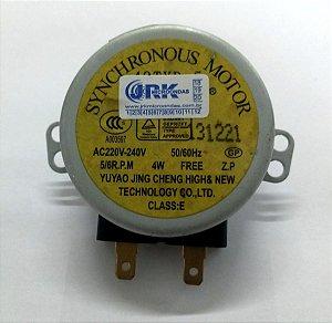 Motor Do Prato Do Microondas Panasonic Nn-g54bk/nn-s56bk