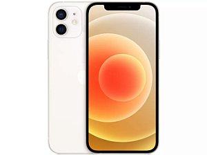 "iPhone 12 Apple 128GB Branco Tela 6,1"" - Câm. Dupla 12MP iOS"