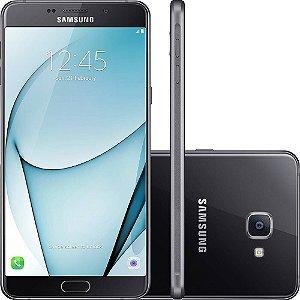 """Smartphone Samsung Galaxy A9 com 32GB, Dual Chip, Tela 6.0"""", 4G, Android 6.0, Câmera 16MP, Leitor Digital, Processador Octa Core e RAM de 4GB"""