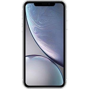 """iPhone XR Apple Branco 256GB, Tela Retina LCD de 6,1"""", iOS 12, Câmera Traseira 12MP, Resistente à Água e Reconhecimento Facial"""
