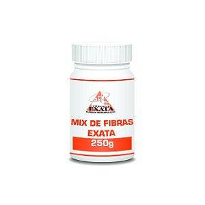 MIX DE FIBRAS EXATA - 250g   Melhor custo benefício!!