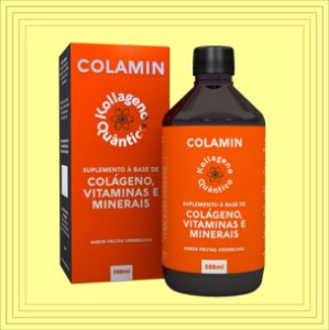 COLAMIN 500ml Kollageno Quântico Fisioquântic