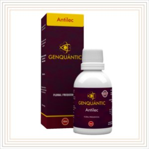ANTILEC 50ml - Genquântic Fisioquântic