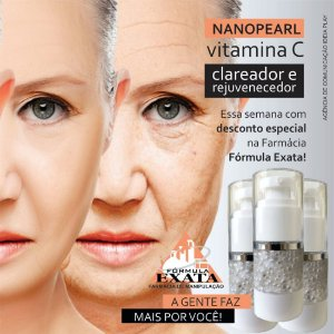 NANO PEARL VITAMINA C 30ml