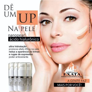NANO PEARL ACIDO HIALURONICO 30ml