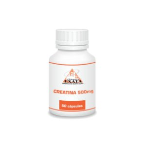 CREATINA 500mg 50 cápsulas