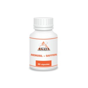 MOROSIL 250mg + SAFFRIN 88,25mg  30 cápsulas