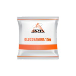 GLUCOSAMINA 1,5g 30 sachês