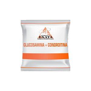 GLUCOSAMINA 1,5g + CONDROITINA 1,2g 30 sachês efervescentes