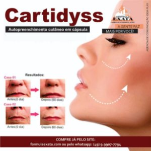 CARTIDYSS 300mg + Vitamina C 120mg 30 cápsulas