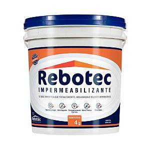 Impermeabilizante 4 Kg - Rebotec